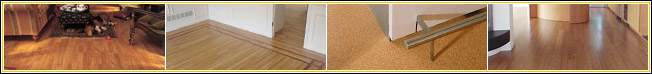You can find hardwood, bamboo, cork or laminate flooring online