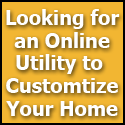 Looking for an online utility to customize yoru home